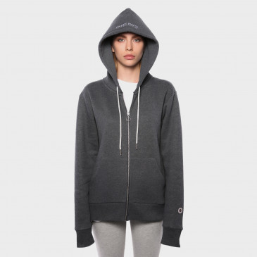 ZIP UP HOOD MIDNIGHT