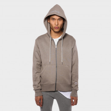 ZIP UP HOOD MALTE TERRY