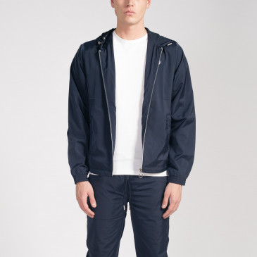 TACTEL HOOD NAVY