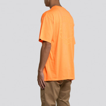 BROOK SLIDE ORANGE FLUO