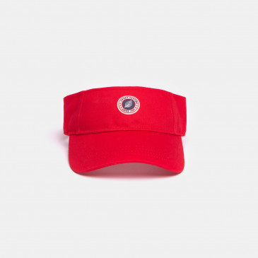 BASIC VISOR RICK RED