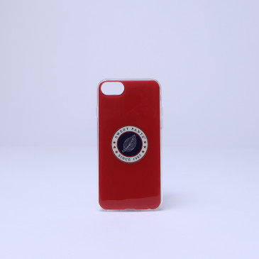 COQUE IPHONE 6-7-8 & Plus RED