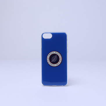 COQUE IPHONE 6-7-8 & Plus BLEU SUPREME