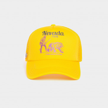 FOAM PRINT CAP GOLD NEVADA