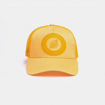UNICOLOR CAP BECK GOLD