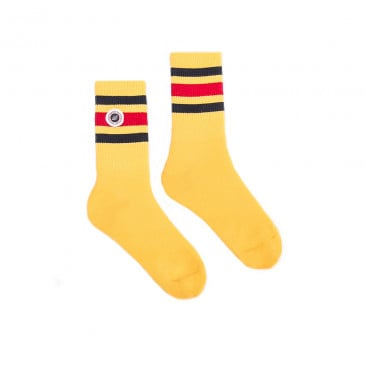 STRIP SOCKS BECK GOLD