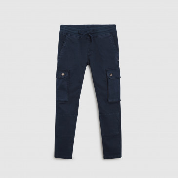 WARRIOR VINTAGE INDIGO KID