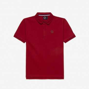 KID POLO RICK RED