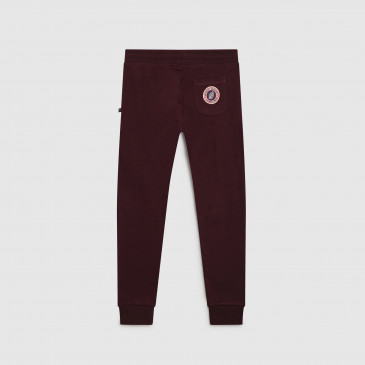 SLIM KID BORDEAUX TERRY