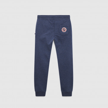SLIM KID NAVY MARL TERRY