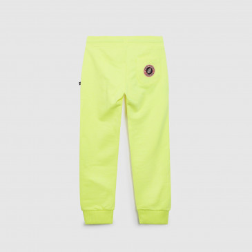SLIM KID NEON YELLOW TERRY