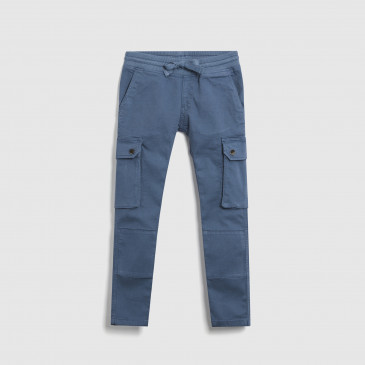 WARRIOR KID VINTAGE DENIM