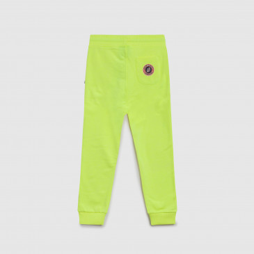 TERRY LOOSE KID NEON YELLOW