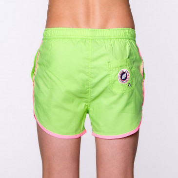 HOLIDAY KIDS NEON GREEN-NEON PINK