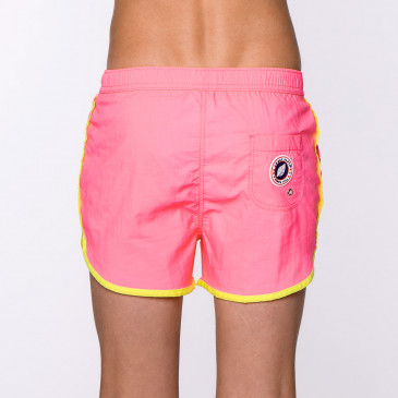 KIDS HOLIDAY NEON PINK-NEON YELLOW