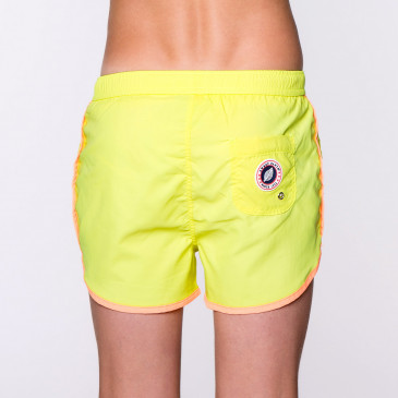 HOLIDAY KIDS NEON YELLOW-NEON ORANGE
