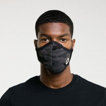 MASK CAMOU BLACK