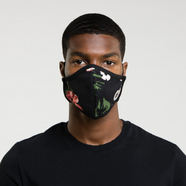 MASK HAWAI BLACK