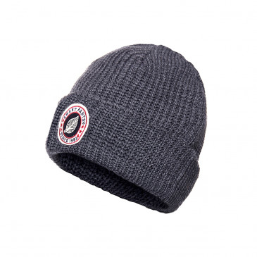 BASIC BEANY GREY