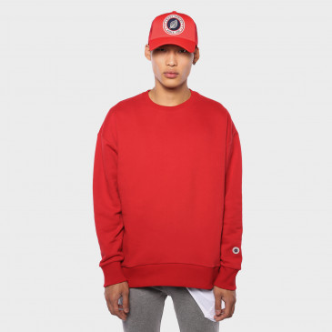 OVER CREW RICK RED