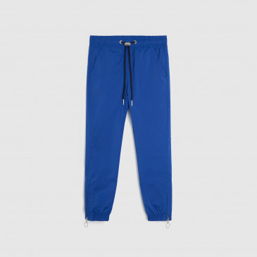 KID TACTEL PANT BLEU SUPREME