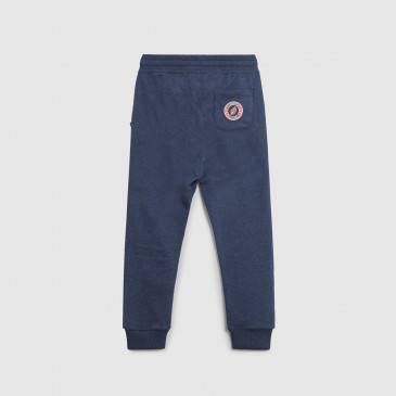 TERRY LOOSE KID NAVY MARL