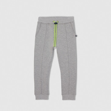 ATHLETIC GREY MARL KID