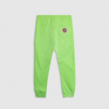 LOOSE KID NEON GREEN TERRY