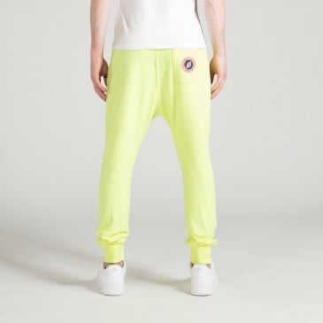 TERRY LOOSE NEON YELLOW