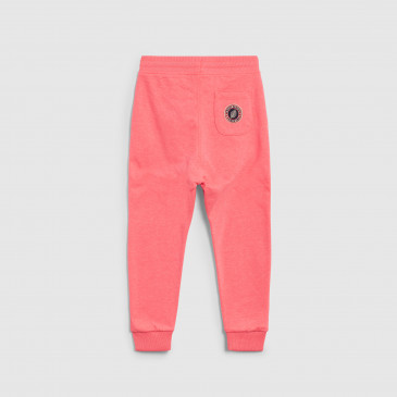 TERRY LOOSE KID NEON PINK