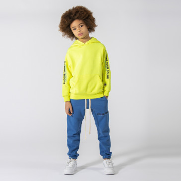 KID PRODUCT JOGG BLEU SUPREME
