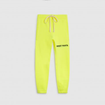 KID PRODUCT JOGG JAUNE FLUO