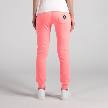TERRY SLIM NEON PINK