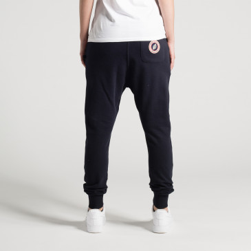 LOOSE NAVY TERRY