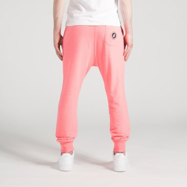 TERRY LOOSE NEON PINK
