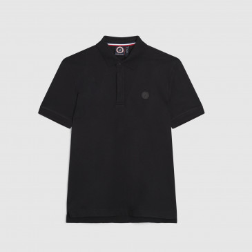 KID POLO BLACK