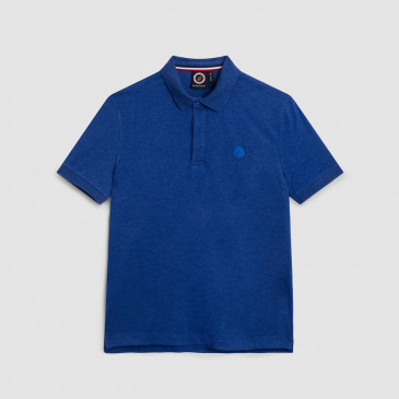 POLO BLEU SUPREME MARL KID