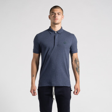 POLO NAVY MARL