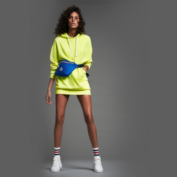 BEVERLY GROWN JAUNE FLUO