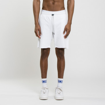 TERRY CUTOFF WHITE