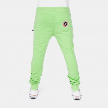 SLIM KID NEON GREEN TERRY
