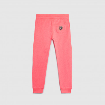 SLIM KID NEON PINK TERRY