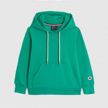 TKID CLASSIC HOOD LASER GREEN