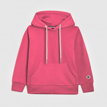 TKID CLASSIC HOOD LASER PINK