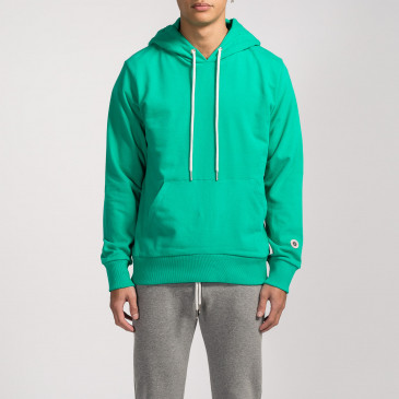 TERRY CLASSIC HOOD LASER GREEN