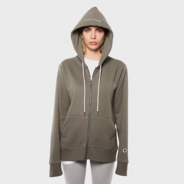 ZIP UP HOOD MARSHAL TERRY