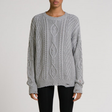 TWIST GREY MARL