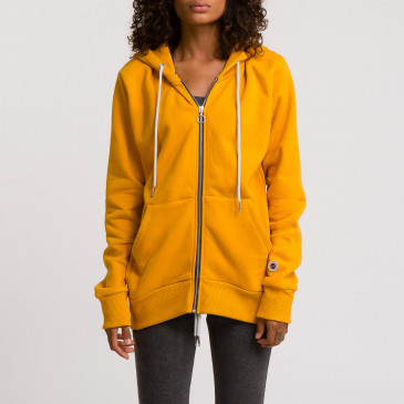 ZIP UP HOOD SAVANE