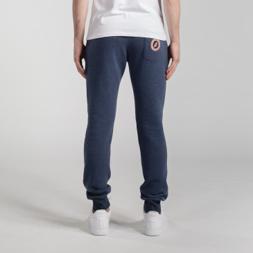 TERRY SLIM NAVY MARL