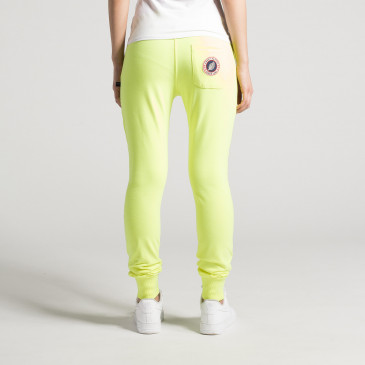 TERRY SLIM NEON YELLOW